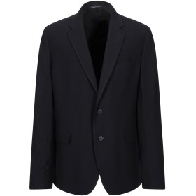《期間限定セール開催中!》BRIAN DALES メンズ テーラードジャケット ダークブルー 46 ウール 98% / ポリウレタン 2%