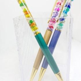 大人可愛い ハーバリウムボールペン