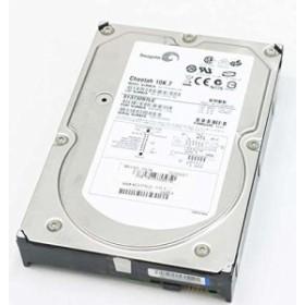 Seagate st373207lc 73GB 10K RPM U - 32080pin 3.5 SCSI HDD(中古品)