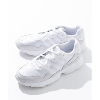 アーバンリサーチ adidas YUNG 96 メンズ WHITE 10 【URBAN RESEARCH】