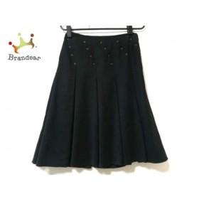 ボディドレッシングデラックス BODY DRESSING Deluxe スカート サイズ38 M レディース 美品 黒     スペシャル特価 20191101