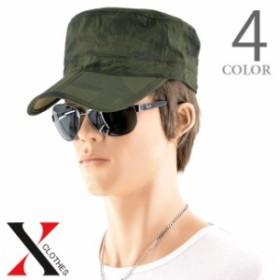 全品送料無料 帽子 メンズ キャップ レイルキャップ ワークキャップ メンズ 帽子 キャップ 撥水 ポケッタブル 紫外線対策 つば付き UVカ