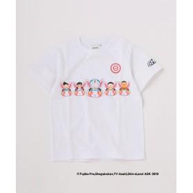 シップス キッズ SHIPS KIDS: TEE<月面探査記>(80~90cm) レディース ホワイト 80 【SHIPS KIDS】