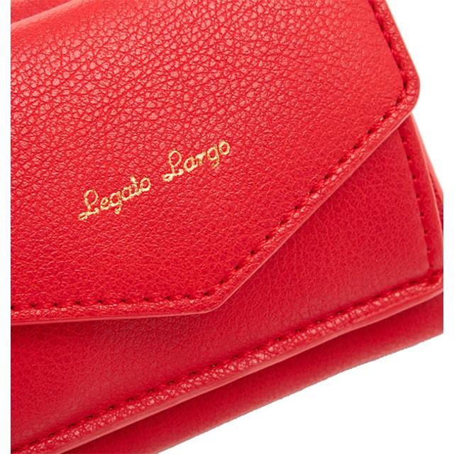 88579df292ec 二つ折り財布 - Backyard ミニ財布 Legato Largo レガートラルゴ 通販 レディース メンズ 手乗り