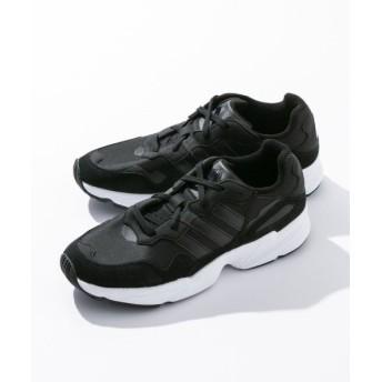アーバンリサーチ adidas YUNG 96 メンズ BLACK 10 【URBAN RESEARCH】