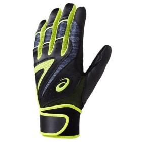 アシックス asics バッティング用カラー手袋(両手用) 野球 小物 バッティング手袋 カラー 両手用