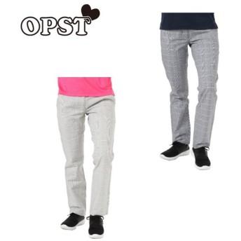 オプスト OPST ゴルフウェア アンクルパンツ レディース 9分丈 OP220307I01