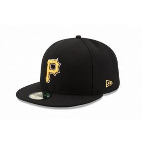 ニューエラ(NEW ERA) 59FIFTY MLB オンフィールド ピッツバーグ・パイレーツ オルタネイト1 11449350