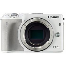 Canon ミラーレス一眼カメラ EOS M3 ボディ(ホワイト) EOSM3WH-BODY(中古品)