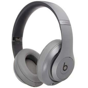 【新品即納】送料無料 beats by dr.dre ワイヤレスヘッドホン Studio3 Wireless MTQY2PA/A グレイ グレー ヘッドバンド型 ノイズキャンセ