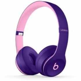 【新品即納】送料無料 beats by dr.dre ヘッドホン Solo3 Wireless Pop Collection MRRJ2PA/A Popバイオレット パープル solo(beats by