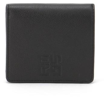 GRES 【GRES/グレ】LORAINE折り財布 財布,ブラック
