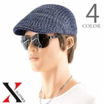 全品送料無料 ハンチング帽 メンズ ハンチングキャップ キャップ アゼ編み サーモ ゴルフ つば長 ぼうし ハンチング ゴルフウェア UV対策