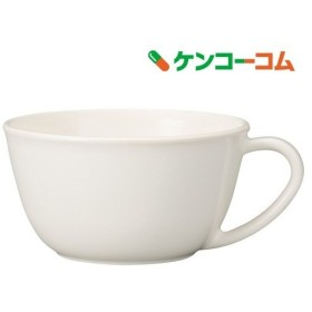 スープカップ クリーンコート加工 ホワイト ( 1コ入 )