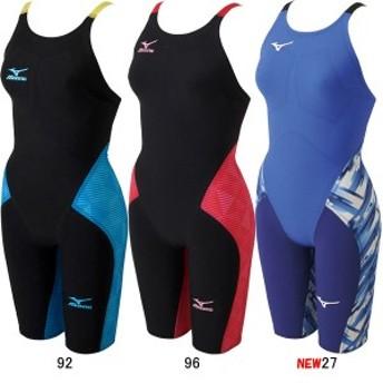 ミズノ(MIZUNO) 女性用 競泳水着 GX-SONIC III MR ウイメンズハーフスーツ N2MG6202