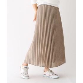 aquagirl(アクアガール) チェックプリーツスカート
