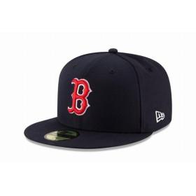 ニューエラ(NEW ERA) 59FIFTY MLB オンフィールド ボストン・レッドソックス ゲーム 11449389
