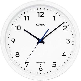 CASIO IQ-1013J-7JF(ホワイト) 電波掛け時計