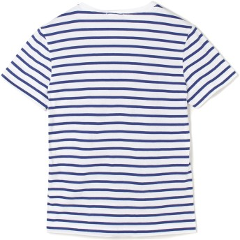 Tシャツ - GUESS【WOMEN】 【MENサイズ商品】[GENERATIONS x GUESS] LOGO BORDER S/S TEE