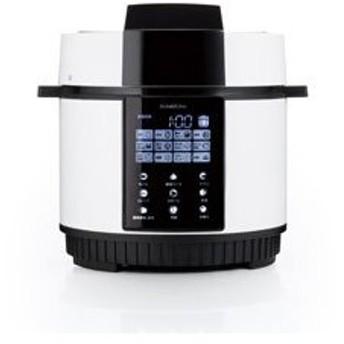 CCP(シーシーピー) BONABONA電気圧力鍋(1.8L) [1.8L] BDPC71WH