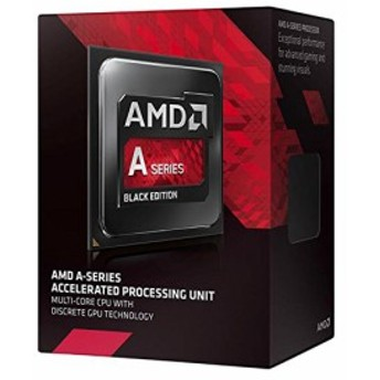 AMD A-series プロセッサ A8 7670K Black Edition, with 95w quiet cooler (中古品)