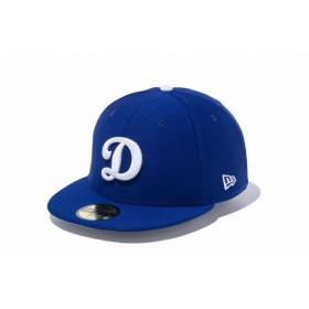 ニューエラ(NEW ERA) 59FIFTY MLB オンフィールド ヘックステック ロサンゼルス・ドジャース 11904401 メンズ