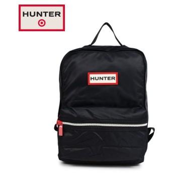 ハンター HUNTER リュック バッグ バックパック キッズ レディース メンズ KIDS ORIGINAL BACKPACK ブラック JBB6005KBM