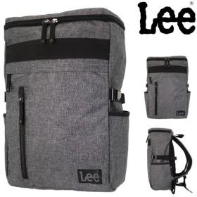Lee リュック 25L メランジ メンズ 320-4401 リー | リュックサック バックパック スクエア [PO10]