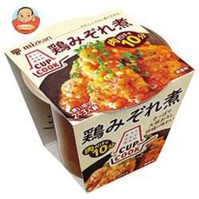 【送料無料】ミツカン CUPCOOK(カップクック) 鶏みぞれ煮 160g×8個入