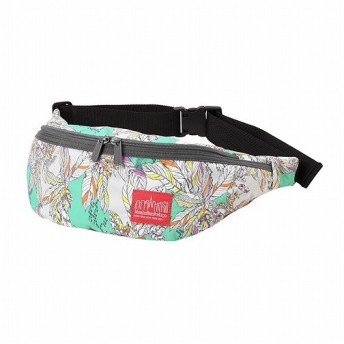 Manhattan Portage マンハッタンポーテージ Liberty Fabric Brooklyn Bridge Waist Bag MP1100LBTY