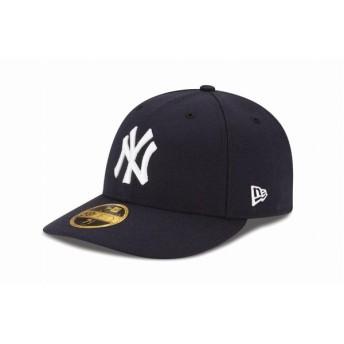 ニューエラ(NEW ERA) LP 59FIFTY MLB オンフィールド ニューヨーク・ヤンキース ゲーム 11449295
