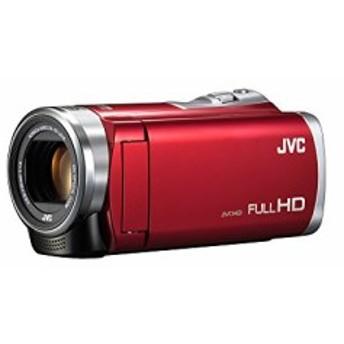 JVC Everio 8GB内蔵メモリー フルハイビジョンビデオカメラ GZ-E880 (単品,(中古品)