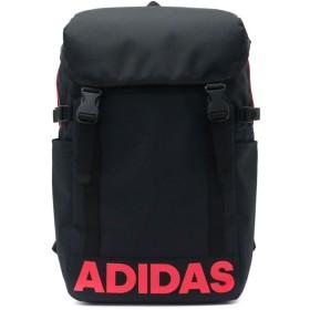 ギャレリア アディダス リュック adidas スクールバッグ リュックサック スクエア 21L 55852 ユニセックス ブラック F 【GALLERIA】