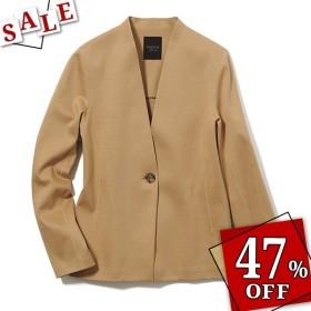 セール ファッション TPS縫製 オーガニックコットンポンチ ジャケット レディース ジャケット PC1174