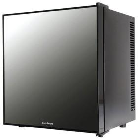 冷蔵庫 1ドア 新品 一人暮らし S-cubism 冷蔵庫 20L ミラーガラスドア  WRH-M120 A-Stage (D) 1ドア 左右開き 20L 寝室 静音