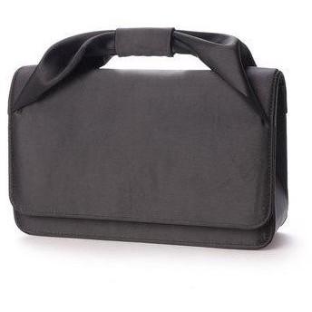 COOCO クーコ ボックス型 リボン ハンドル パーティ バッグ