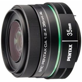 PENTAX 単焦点レンズ DA35mmF2.4AL Kマウント APS-Cサイズ 21987 ブラック(中古品)