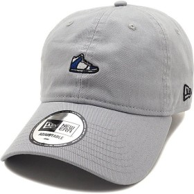 ニューエラ キャップ NEWERA 9THIRTY ミニロゴ スニーカー メンズ レディース 帽子 グレー系 11899261 SS19