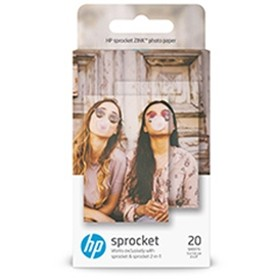 【日本HP】 HP Sprocket用フォト用紙 1PF35A インスタントカメラ