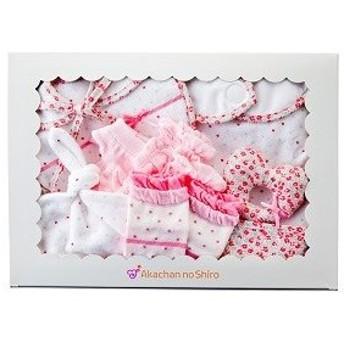 〈赤ちゃんの城〉バラエティセット ピンク