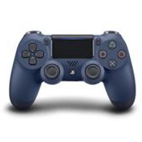 【PS4】 ワイヤレスコントローラー(DUALSHOCK4) ミッドナイト・ブルー フォートナイトネオヴァーサバンドル CUH-ZCT2J22