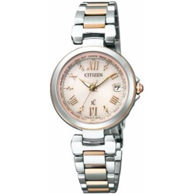 [シチズン]CITIZEN 腕時計 xC クロスシー エコ・ドライブ電波時計 ハッピー(中古品)