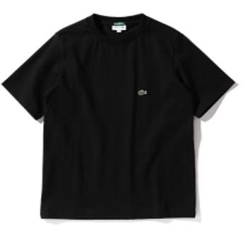 LACOSTE × BEAMS / 別注 ショートスリーブ Tシャツ メンズ Tシャツ BLACK 2