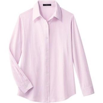 50%OFF【レディース】 カットソーシャツ ■カラー:ピンクベージュ ■サイズ:S,M,L,LL