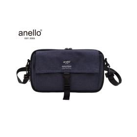 anello(アネロ)杢調多収納ミニショルダーバッグ ショルダーバッグ・斜め掛けバッグ