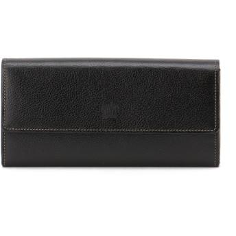 Eletha エレザ ベーシック 長財布 財布,ブラック