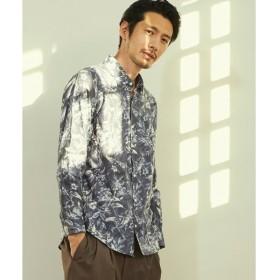[マルイ]【セール】ヴィンテージフラワーローンシャツ/モルガンオム(MORGAN HOMME)