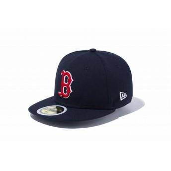 ニューエラ(NEW ERA) Kids 59FIFTY MLB オンフィールド ボストン・レッドソックス ゲーム 11449306