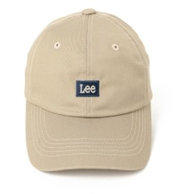 Lee / Box Logoキャップ キッズ キャップ BEIGE ONE SIZE