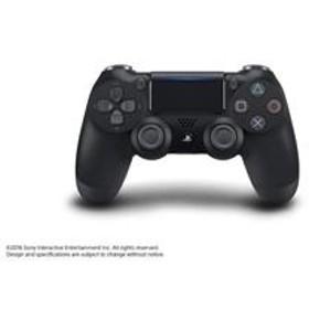 【PS4】 ワイヤレスコントローラー(DUALSHOCK4) ジェット・ブラック CUH-ZCT2J